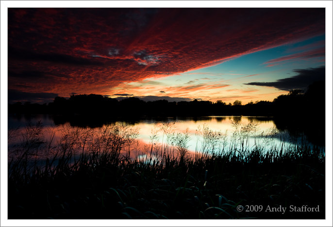 Cossington South Lakes, Leicestershire