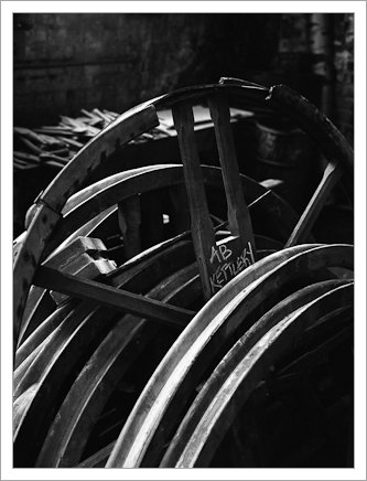 Taylor's Bell Foundry, Loughborough, Bell Wheels