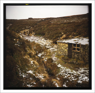 Lower Small Clough Shooting Hut