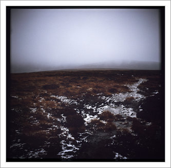 Low Cloud on Ridgewalk Moor