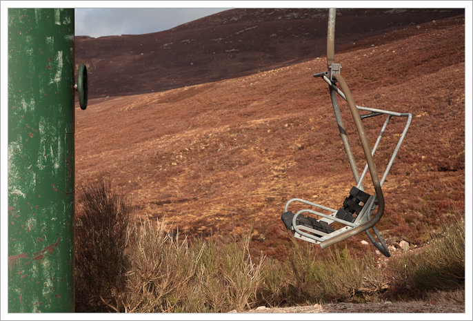 Coire Na Ciste Chairlift
