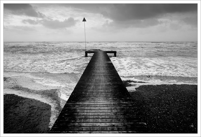Jetty, Seascale, Cumbria